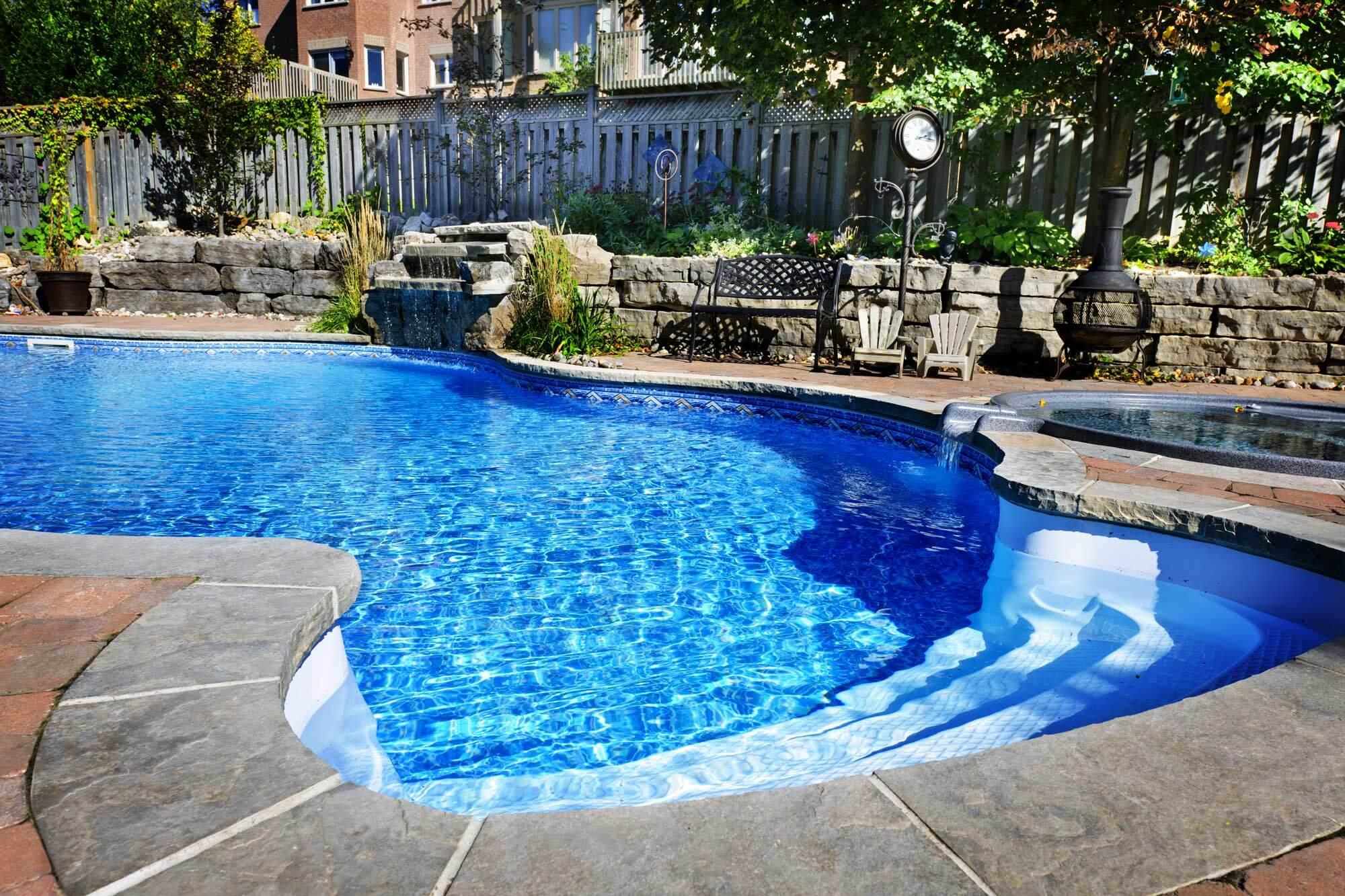 Diversified Swimming Pool & Retail Operation